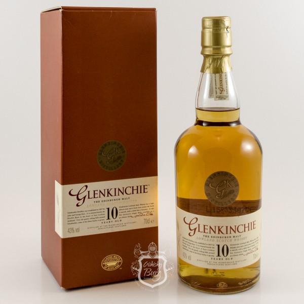Glenkinchie 10y alte Ausführung
