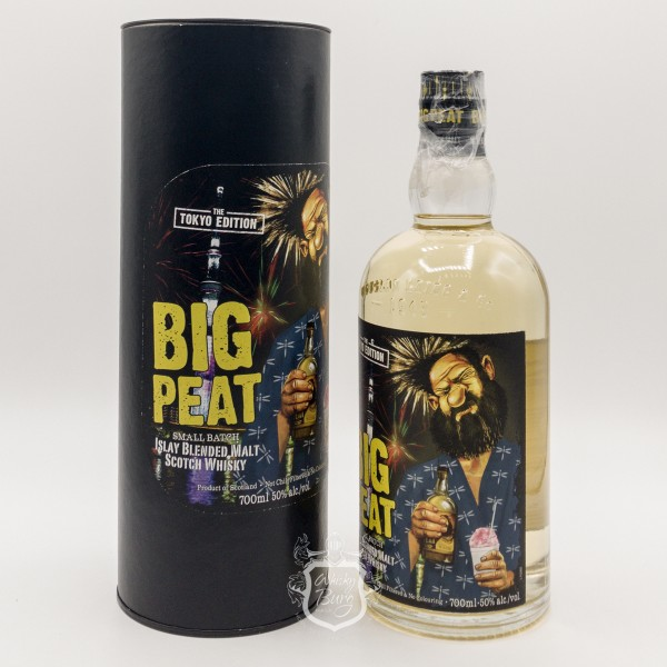 Big Peat The Tokyo Edition