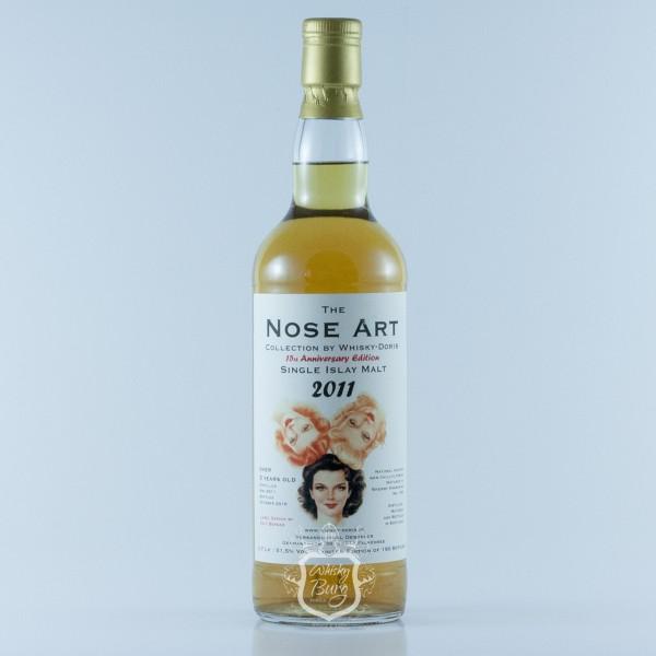 Single Islay Malt 2011 Whisky Doris