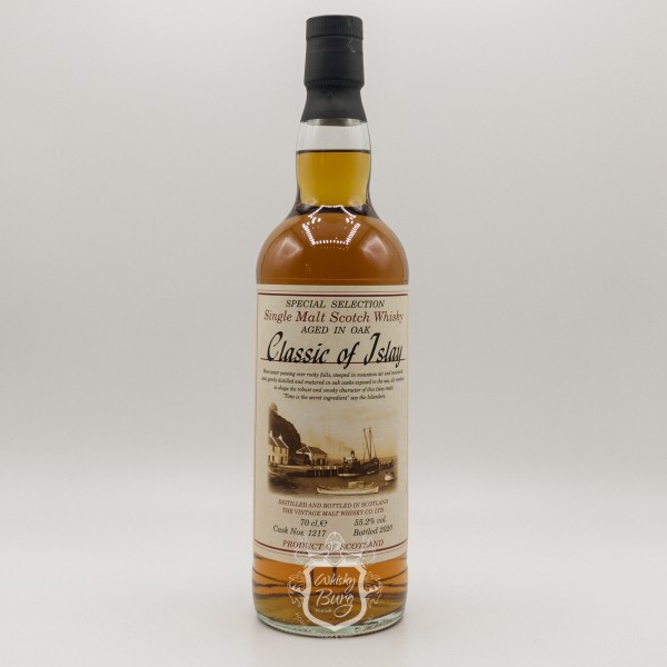 Classic of Islay Vintage 2020
