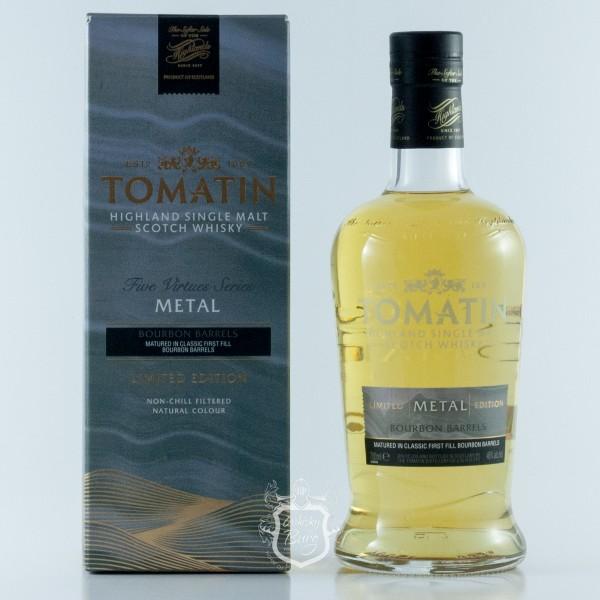 Tomatin Five Virtues Serie - Metal