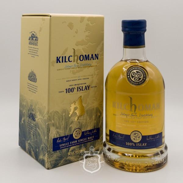 Kilchoman-100-Islay-10th-Edition