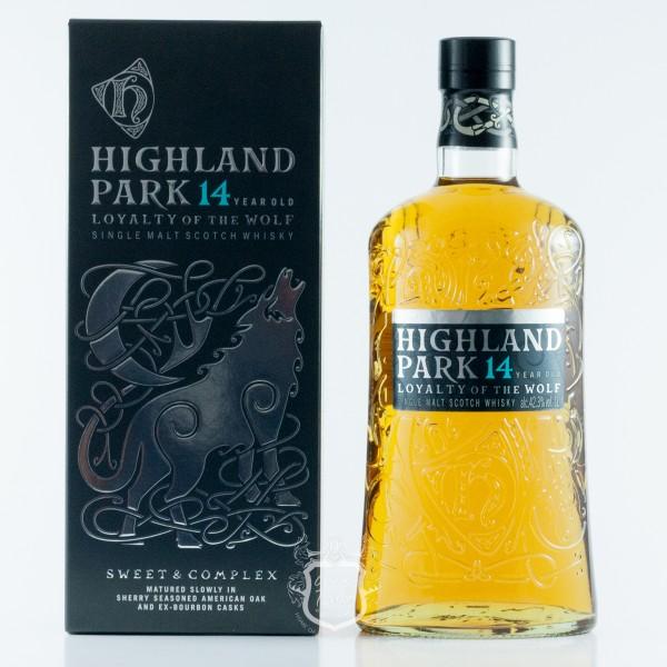 Highland Park 14 Jahre