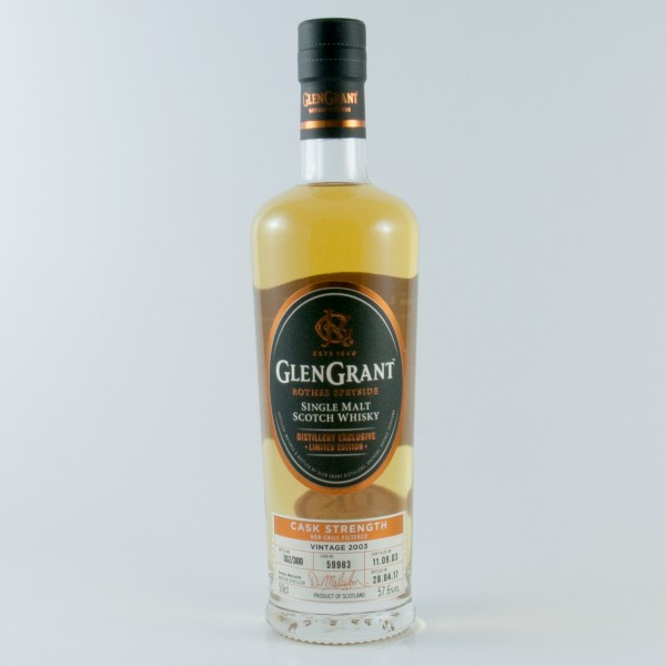 Glen Grant 2003 Distillery Exclusive