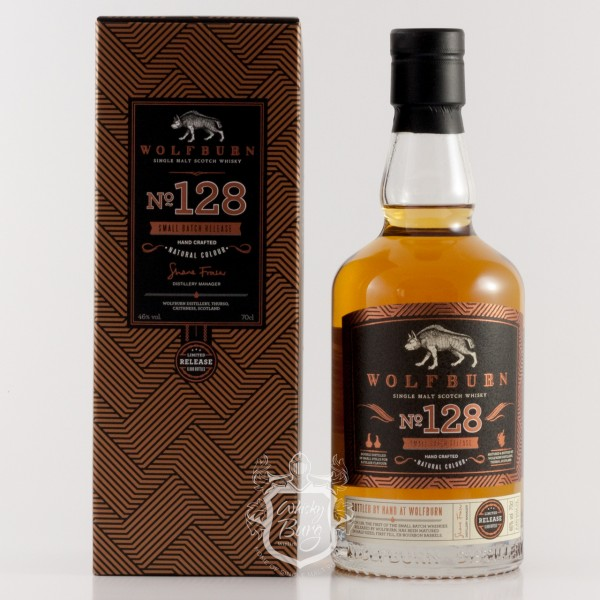 Wolfburn No 128 Small Batch Release