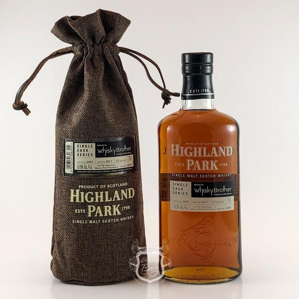 Highland Park 2005 SC Whisky Brother