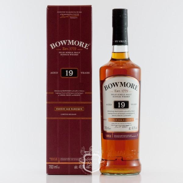 Bowmore 19 Jahre