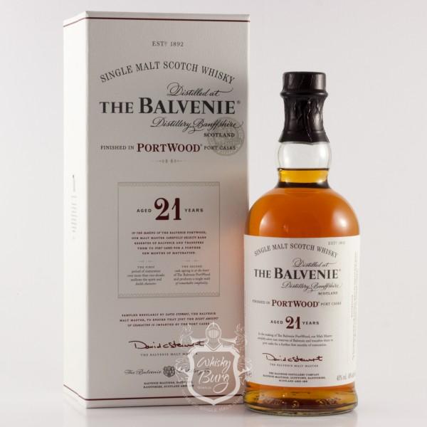 Balvenie 21 Jahre PortWood