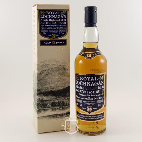 Royal Lochnagar 12y