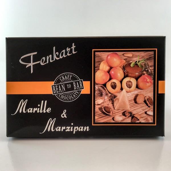 Fenkart Tafelschokolade Marille & Marzipan