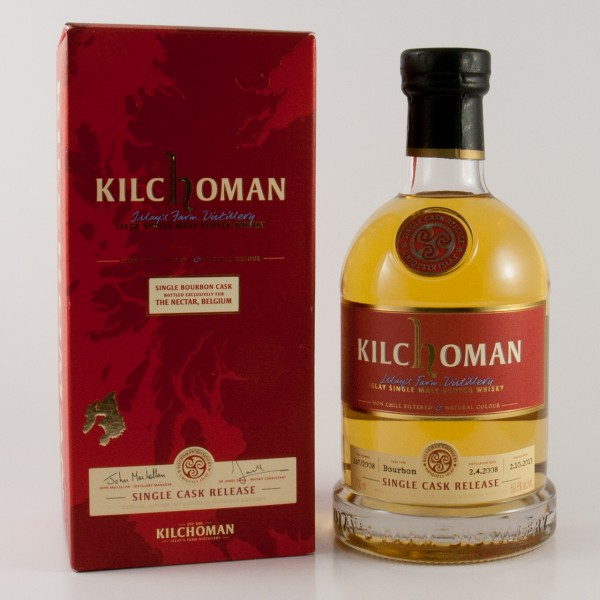 Kilchoman 2008 The Nectar