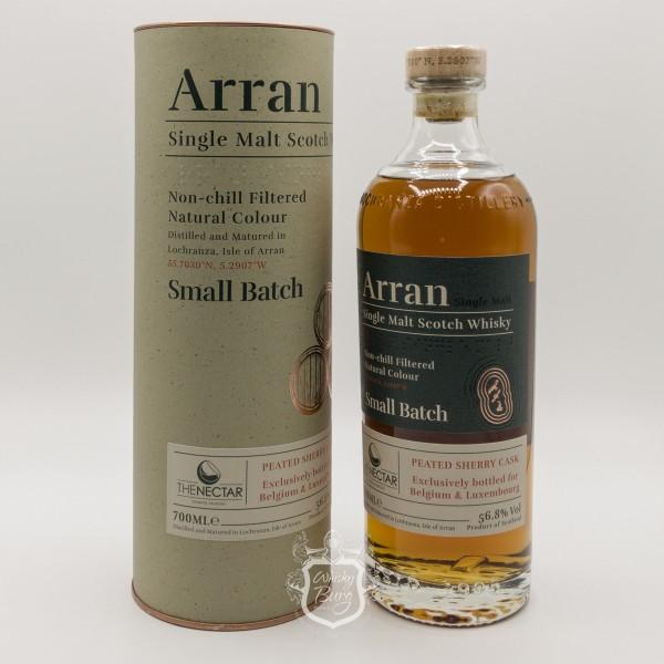 Arran-Peatet-Sherry-Cask
