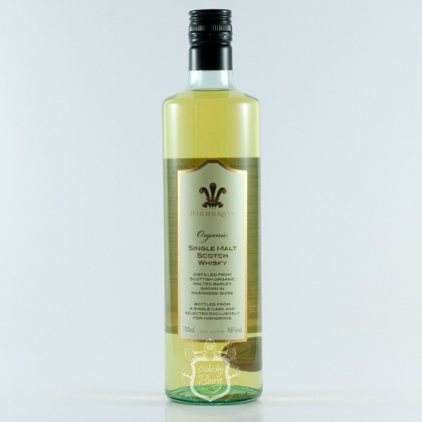 Highgrove Organic Single Malt