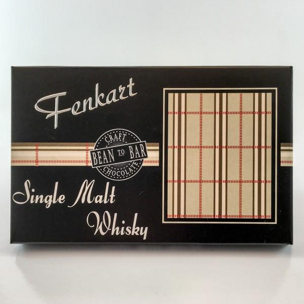 Fenkart Tafelschokolade Single Malt Whisky