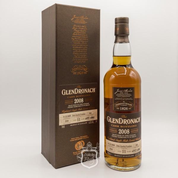 Glendronach 2008 Cask Bottling - Batch 18