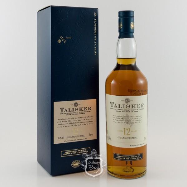 Talisker 12y Friends of Classic Malts