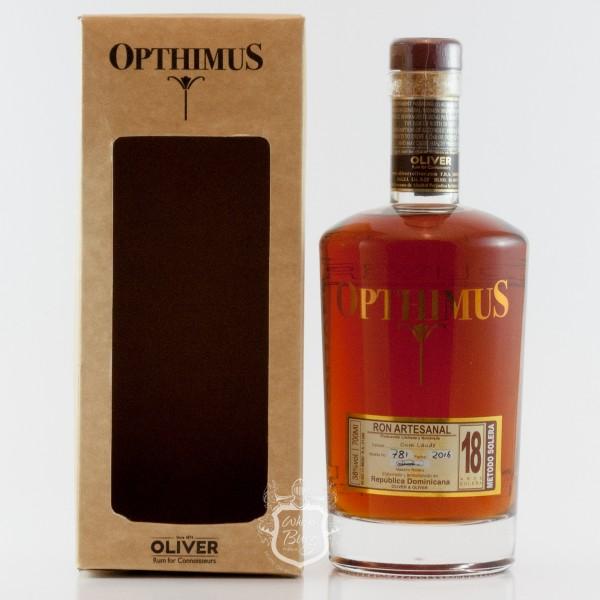Opthimus Rum 18 Jahre