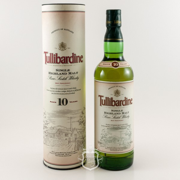 Tullibardine 10 Jahre Rare Scotch Whisky