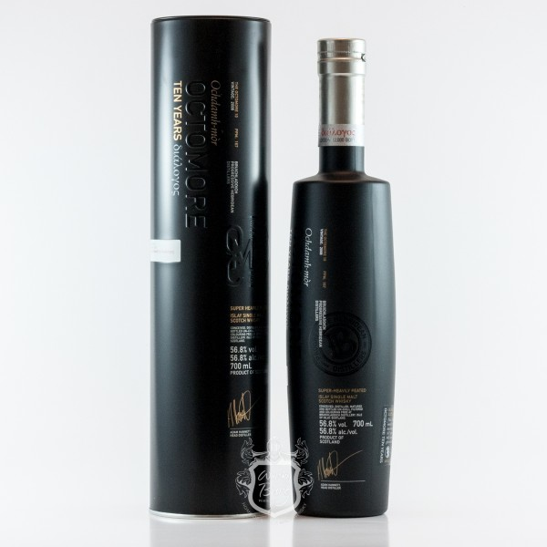 Octomore 10 Jahre 3rd. Release