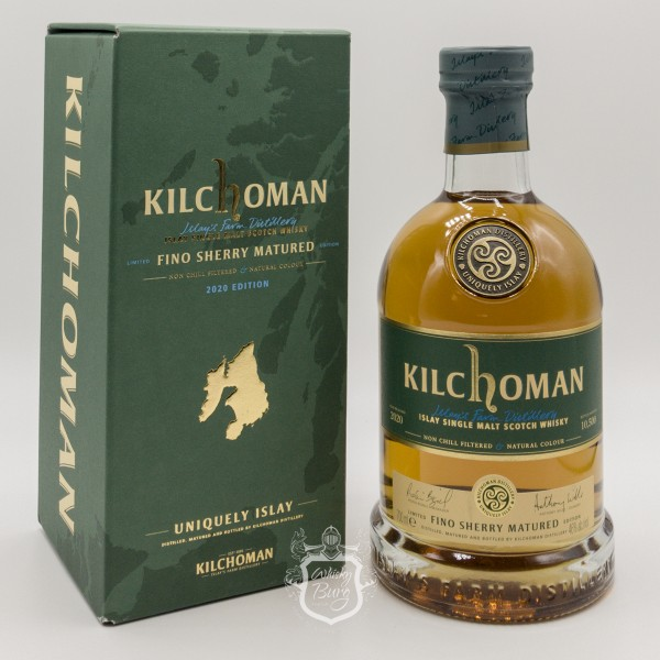 Kilchoman Fino Sherry Butt