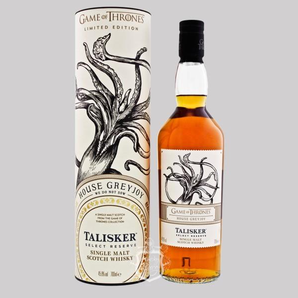Talisker Select Reserve - House Greyjoy