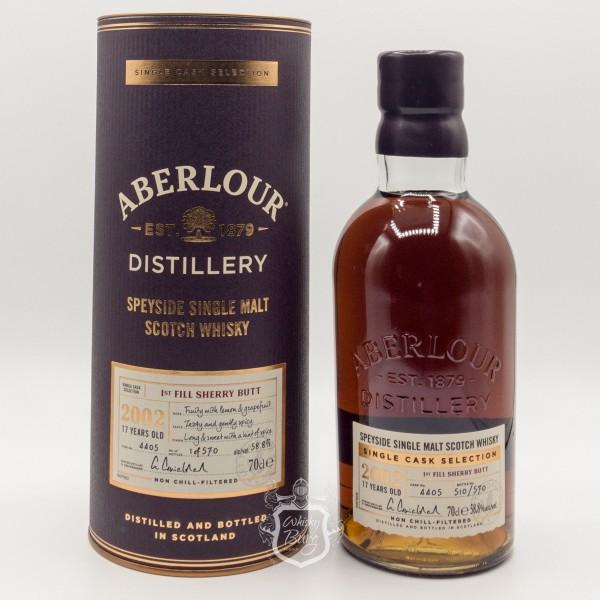 Aberlour-17y-Single-Cask-Selection