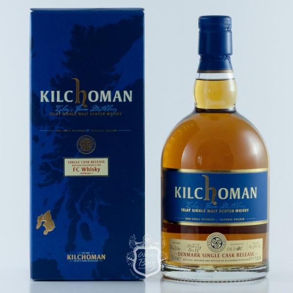 Kilchoman 2006 FC Whisky Denmark Edition 3