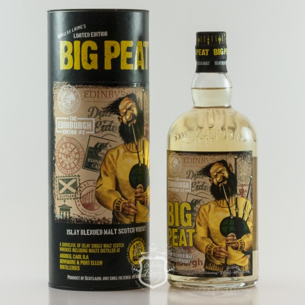 Big Peat The Edinburgh Edition 2