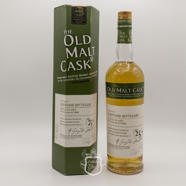 Linkwood-25y-The-Old-Malt-Cask