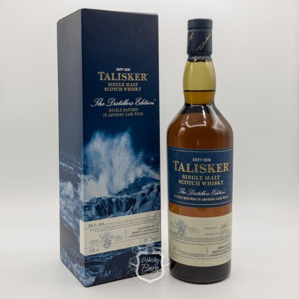 Talisker 2001 The Distillers Edition