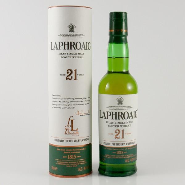 Laphroaig 21 Jahre alt
