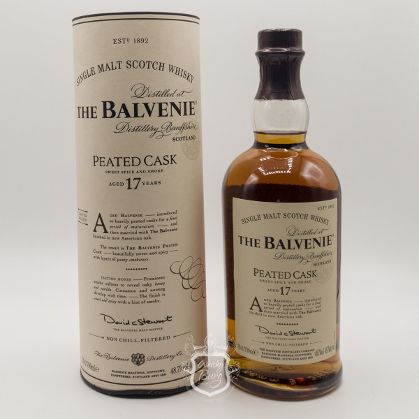 Balvenie-17y-Peated-Cask