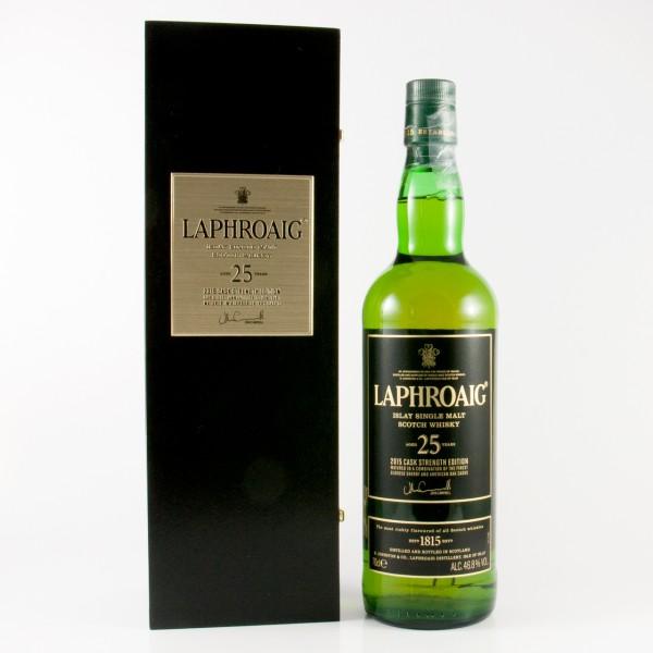 Laphroaig 25 Jahre alt
