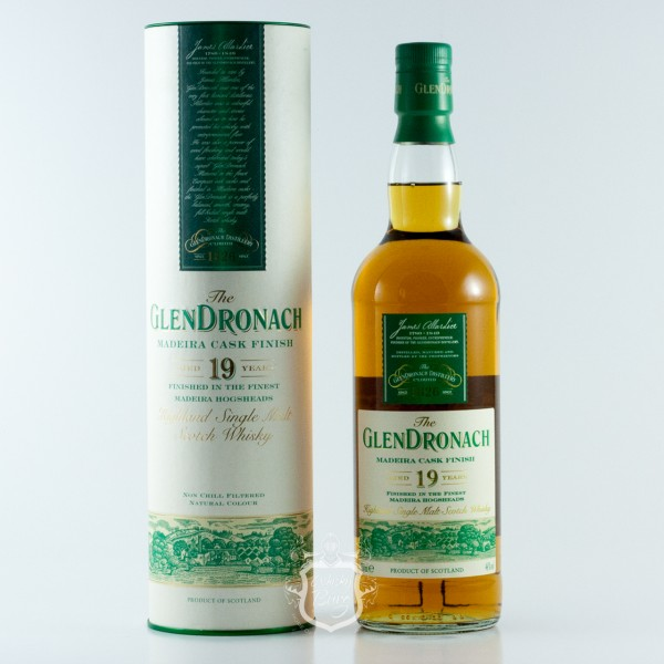 Glendronach 19 Jahre Madeira Cask Finish