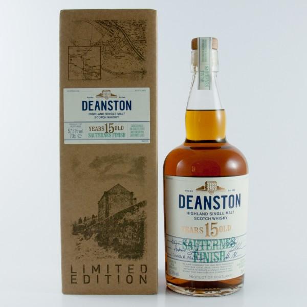Deanston 15 Jahre Sauternes Finish