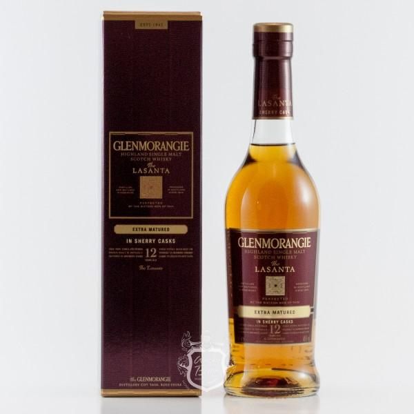 Glenmorangie  Lasanta 0,35 Liter