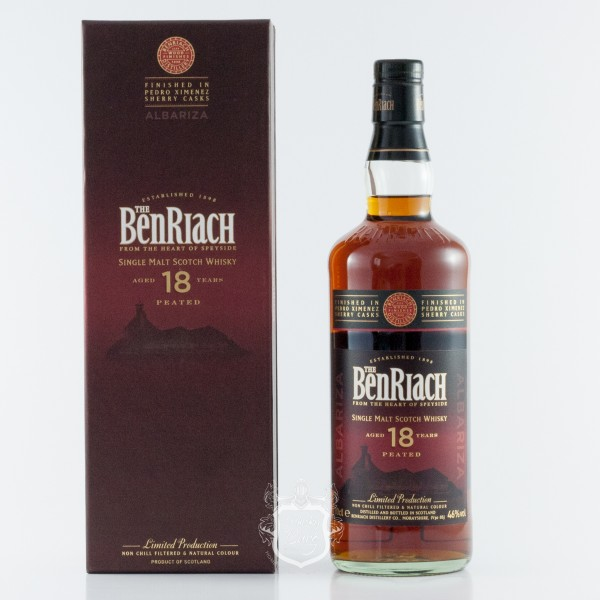Benriach 18 Jahre Albariza