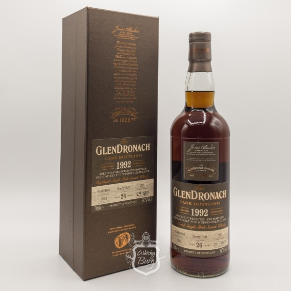 Glendronach-1992-Cask-Bottling