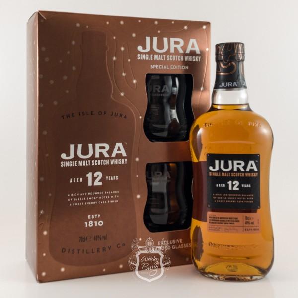 Jura 12 Jahre Geschenkset