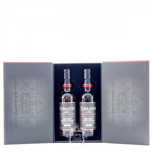 Tomatin Contrast Bourbon & Sherry 2 x0,35 Liter