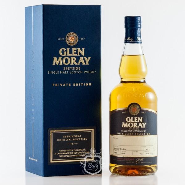 Glen Moray 2001 Handfilled