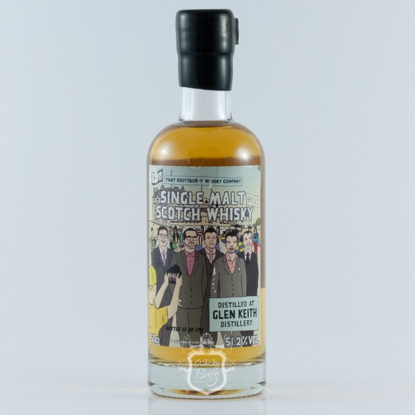 Glen Keith That Boutique-Y Whisky Company Batch 1