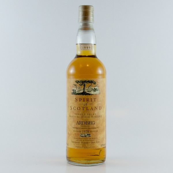 Ardbeg Spirit of Scotland 1978