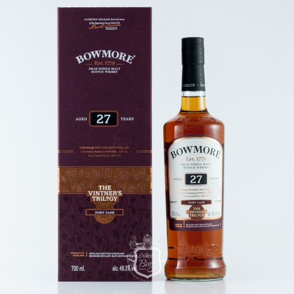 Bowmore 27 Jahre The Vintners Trilogy