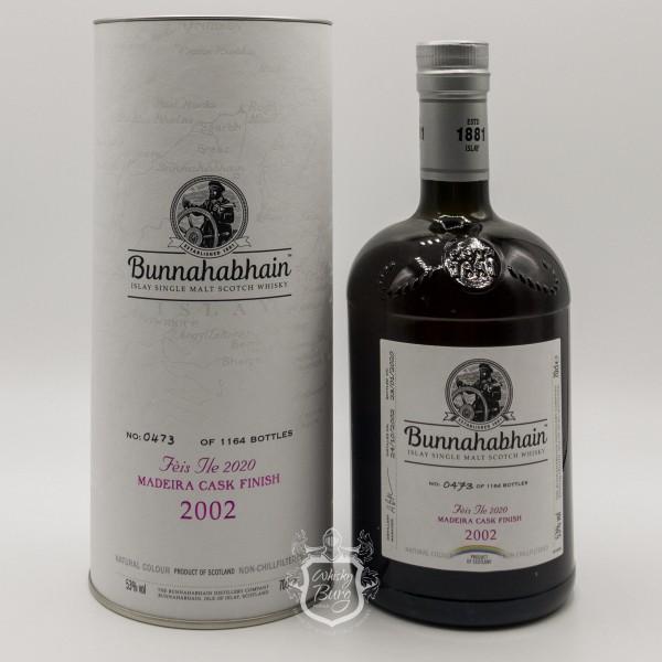 Bunnahabhain 2002 Feis Ile 2020