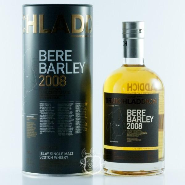 Bruichladdich 2008 Bere Barley