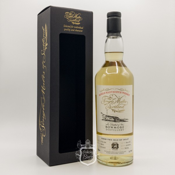 Bowmore 1996 The Single Malts of Scotland