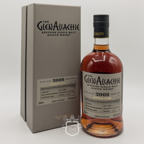 Glenallachie 2008 Single Cask Distillery Exclusive