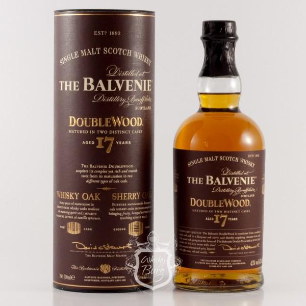 Balvenie 17 Double Wood