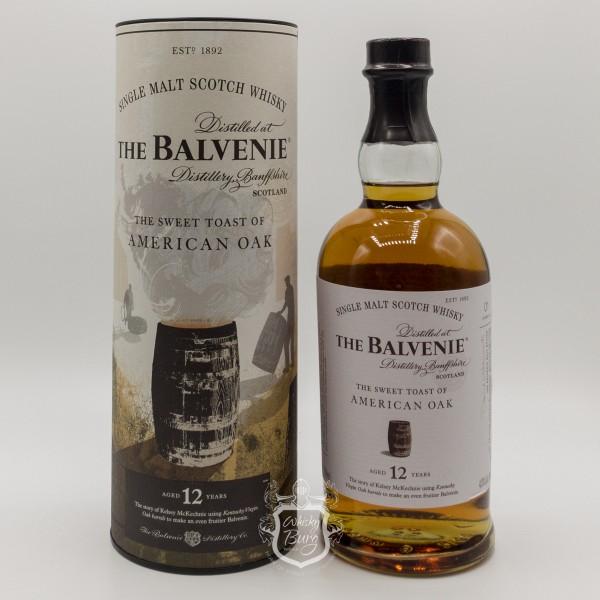 Balvenie 12y The Sweet Toast of American Oak